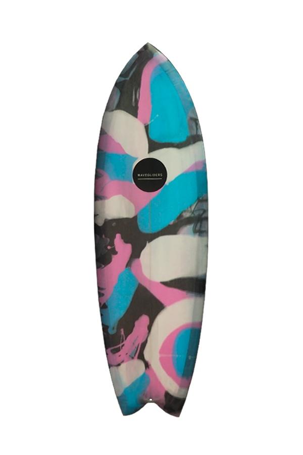 V-Twin surfboard
